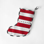 Go to Product: Anchor Stitched and Striped Stocking in color