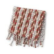 Go to Product: Bernat Vertical Stripes Crochet Blanket in color