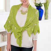 Go to Product: Red Heart Romantic Pineapple Shawl in color