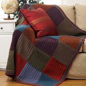 Bernat Harvest Blanket