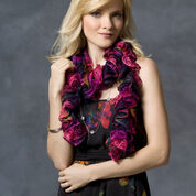 Go to Product: Red Heart Nanette Ruffle Scarf in color