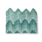 Go to Product: Bernat Ridged Crochet Baby Blanket in color
