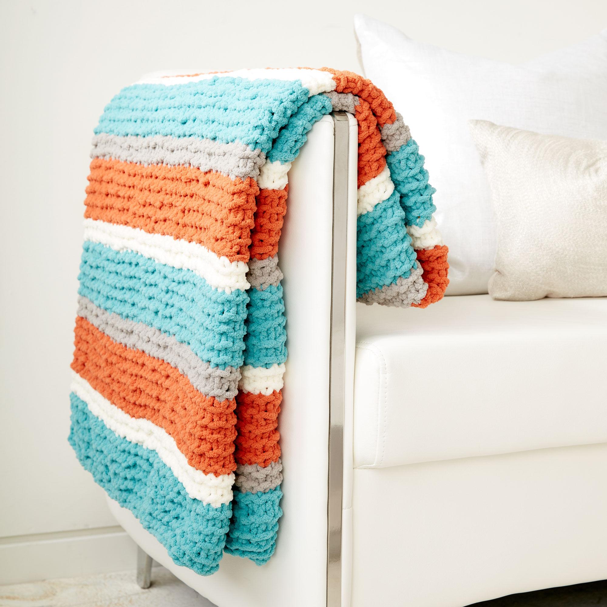 Patterns Using Bernat Blanket Yarn Best Design Ideas