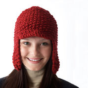 Go to Product: Patons Earflap Hat With Peak in color