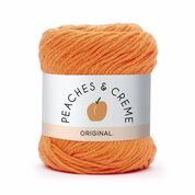 Go to Product: Peaches & Crème Solids Yarn in color Burnt Orange