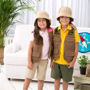 Go to Product: Red Heart Safari Vest, 2 yrs in color