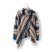 Go to Product: Sugar Bush Western Fringe Wrap, XS in color