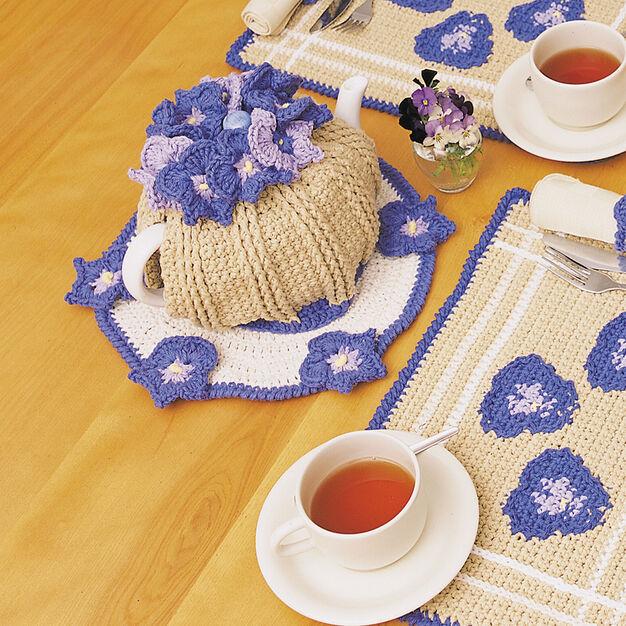 Lily Sugar'n Cream Tea Cozy
