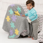 Go to Product: Red Heart Twinkle Stars Baby Blanket in color