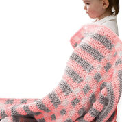 Go to Product: Bernat Gingham Blanket in color