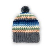 Go to Product: Caron SS Let's Stripe Crochet Hat, S in color