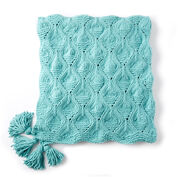 Go to Product: Bernat Diamond in the Rough Knit Blanket in color