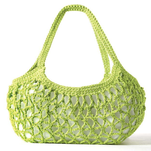 Bernat Market Bag in color