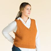 Go to Product: Patons Crochet Trinity Vest, XS/S in color