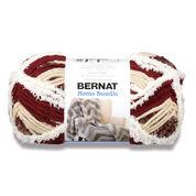 Go to Product: Bernat Home Bundle Yarn, Cream/Burgundy - Clearance Shades* in color Cream/Burgundy