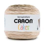 Caron Cakes Yarn, Buttercream