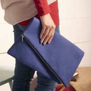 Go to Product: Coats & Clark Diagonal Zipper Clutch in color