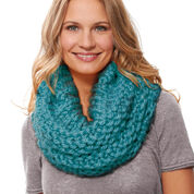 Go to Product: Bernat Mega Cowl, Gold in color