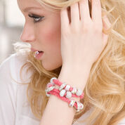 Go to Product: Red Heart Wrapped Bracelet or Necklace in color