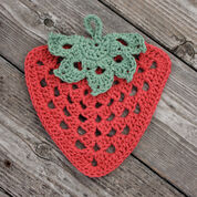 Go to Product: Lily Sugar'n Cream Granny Strawberry Dishcloth in color
