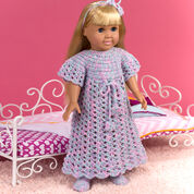 Go to Product: Red Heart Bedtime for Dolls in color