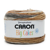 Go to Product: Caron Big Cakes Yarn, Tiramisu - Clearance Shades* in color Tiramisu