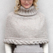 Go to Product: Patons Cable Capelet in color