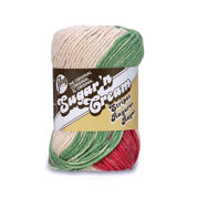 Go to Product: Lily Sugar'n Cream Stripes Yarn in color Holiday Stripes