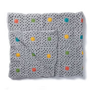 Go to Product: Caron Pin Point Crochet Blanket in color