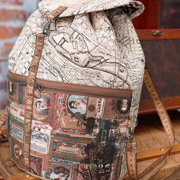 Coats & Clark City Dapper Backpack