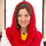 Go to Product: Red Heart Candi's Checked Cowl in color