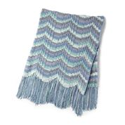 Go to Product: Caron Crochet Make Waves Blanket in color