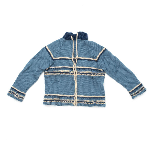 Caron Getting Cold Zip Jacket, 4 yrs in color