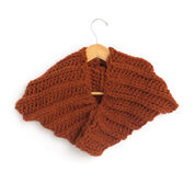 Go to Product: Bernat Rocky Ridge Cowl in color