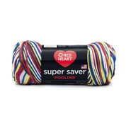 Go to Product: Red Heart Super Saver Pooling Yarn, Carnival in color Carnival Pooling