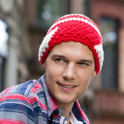 Go to Product: Red Heart More Moxie Beanie in color