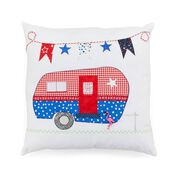 Go to Product: Coats and Clark Happy Camper Pillow in color