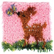 Go to Product: Wonderart Little Fawn Kit 8 X 8 in color Little Fawn