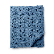 Go to Product: Bernat Cluster Panels Crochet Blanket in color