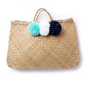 Caron Pompom Your Bag!, Plum, Orchid, Lavender