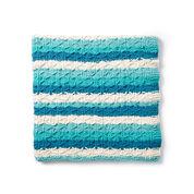 Bernat Knit Quilted Blanket