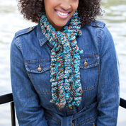 Go to Product: Red Heart Textured Travel Scarf in color
