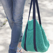 Go to Product: Lily Sugar'n Cream Go Green Market Bag in color