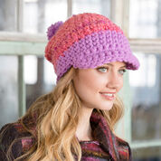 Go to Product: Red Heart Mix-It Brimmed Hat, S in color