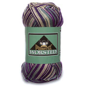 Phentex Worsted Ombres Yarn, Intrigue Ombre