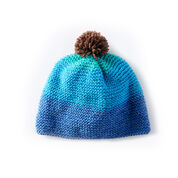 Go to Product: Caron Cakes Basic Knit Beanie in color