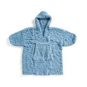 Go to Product: Bernat EZ Adult Blanket Hoodie, XS/XL in color
