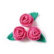 Lily Sugar'n Cream Fabulous Floral Knit Fridgies