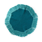 Go to Product: Bernat Crochet Round Fringe Rug in color