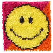 Go to Product: Wonderart Smiley Face Kit 12 X 12 in color Smiley Face